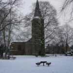 Old John church, Velp, Netherlands