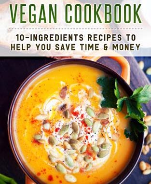 Vegan cookbook by Lisa Hyde