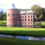 The castle of Rozendaal