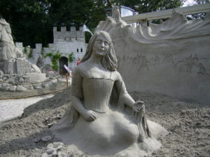 The Veluws Sand Sculptures Festival (Gelderland), 09.2009