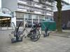 Parking place for bikes, Arnhem