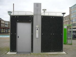 City-toilet