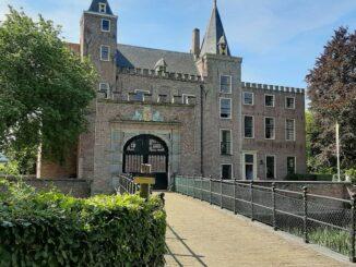 Haamstede castle, Zeeland
