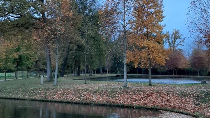 Cannenburgh castle and park Vaassen