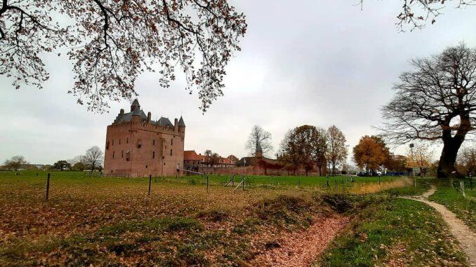 Doornenburg castle, Gelderland