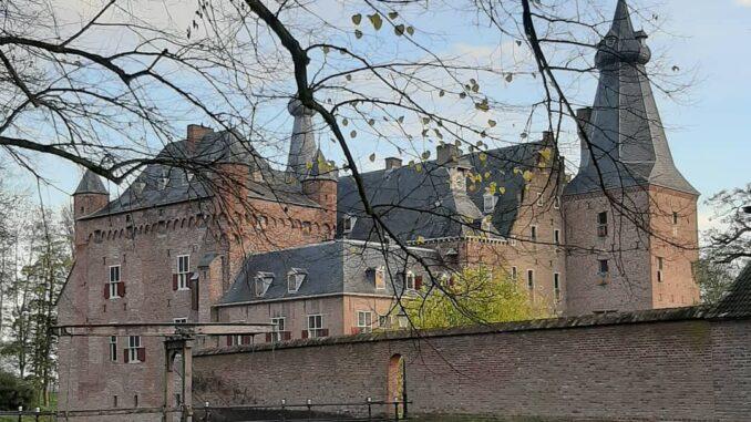 Doorwerth castle, Gelderland