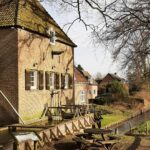 —Netherlands— Cannenburhermolen/ Historical water mill, Gelderland