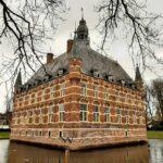 —Netherlands— Wijchen castle/Kasteel Wijchen, Gelderland