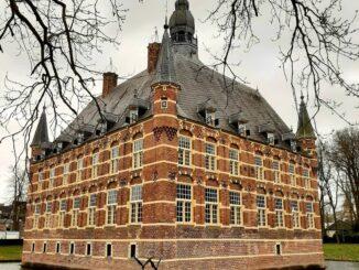 Wijchen castle/Kasteel Wijchen, Gelderland