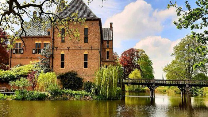 Vorden castle, Gelderland, 05.2021