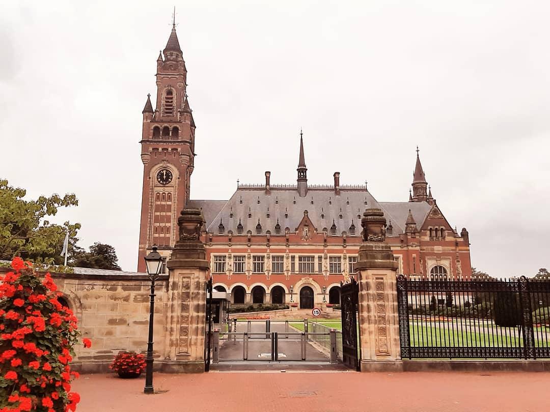 ---Netherlands--- Het Vredespalijs, Den Haag, Zuid-Holland