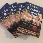 """Paperback edition """"Learn Russian to work with Russians"""""""