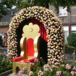 The Rose festival in Lottum