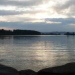 Argazi lake, Chelyabinsk region
